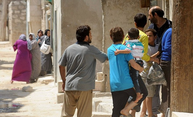 25 Syrians killed while queuing for bread in Aleppo