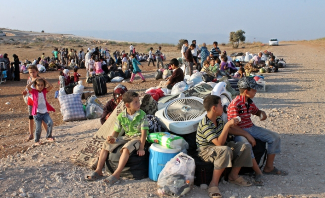 Turkey to open new Syria refugee camps for up to 120,000