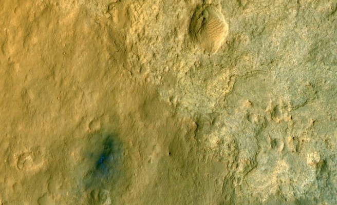 New NASA lander to help scientists study how Mars formed