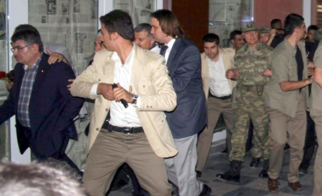 Probe launched into attack on Turkish interior minister