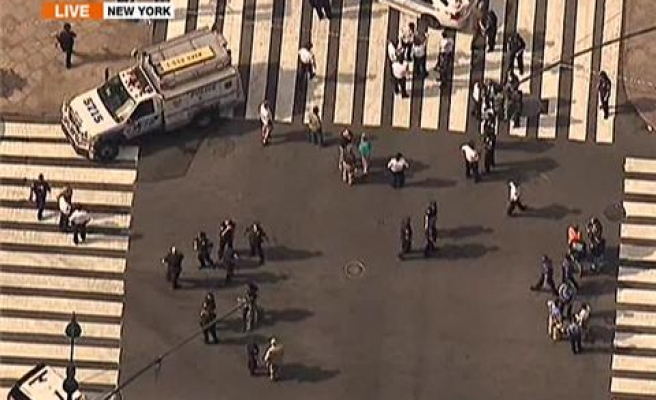 Deadly shooting in New York City