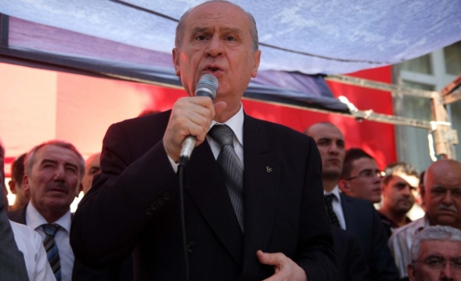 Turkey's MHP calls on Parliament to limit immunities in anti-BDP move