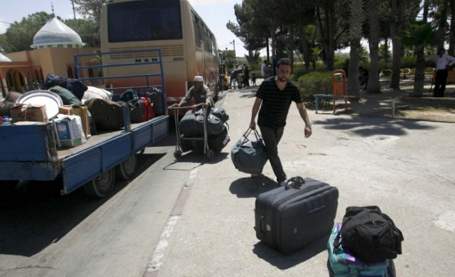 Egypt reopens Rafah crossing with besieged Gaza