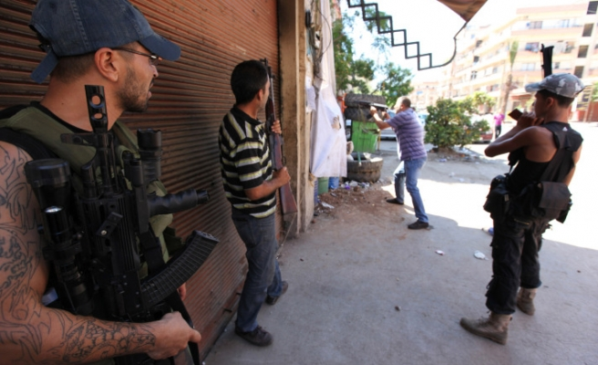 Lebanon army ends deadly clashes in Tripoli for now