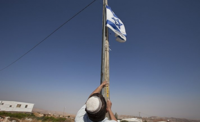 Israel seizes land in West Bank, one of largest in years