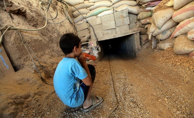 Israel looking to technology to counter Gaza tunnels -army