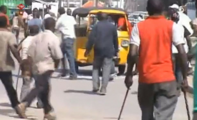 Second day clashes in Kenya over Muslim cleric killing