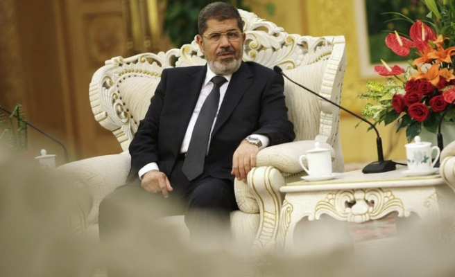 Egyptian leader in Iran for first time since Islamic revolution