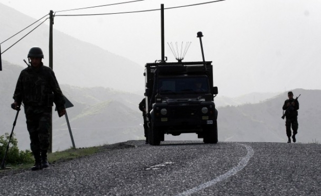 Withdrawal of Turkish troops out of question