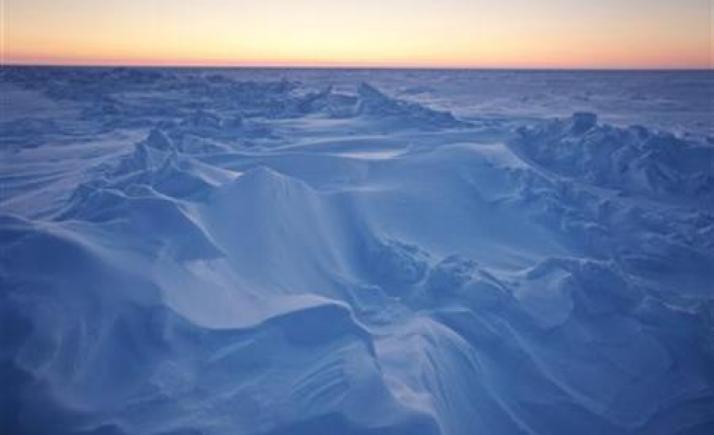 Ice melt, sea level rise, to be less severe than feared