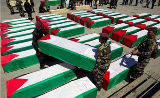 Israel allows DNA tests to let Palestinians reclaim dead relatives