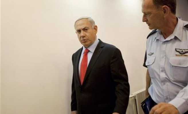 Netanyahu accepts nomination to form coalition