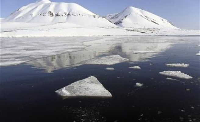 Arctic registers record warmth in 2016