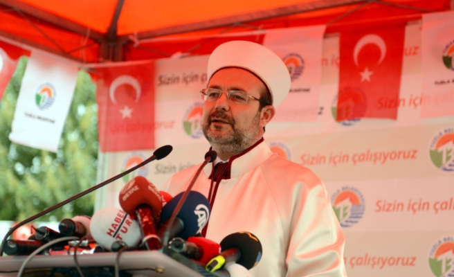 Turkish religious affairs minister to publish Islamophobia report