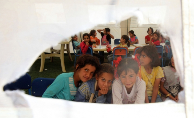 Number of Syrian refugees tops 1.5 million - UNHCR