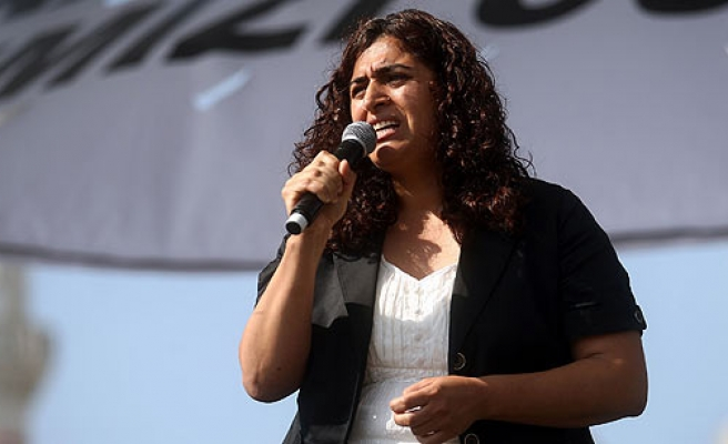 Turkish opposition DBP co-chair remanded in custody