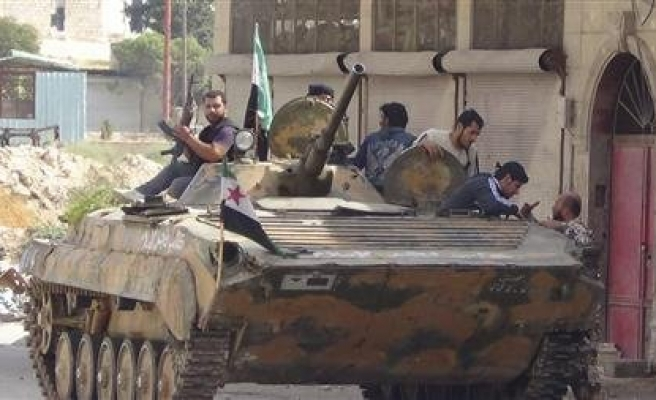 We need weapons against planes -FSA commander