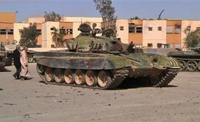 15 Libyan soldiers killed in attack on checkpoint
