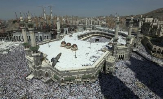 1.6 mln visits Kaaba for umrah in 3 months
