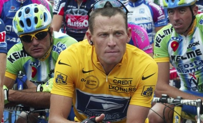 Three staff linked to Armstrong doping get long bans