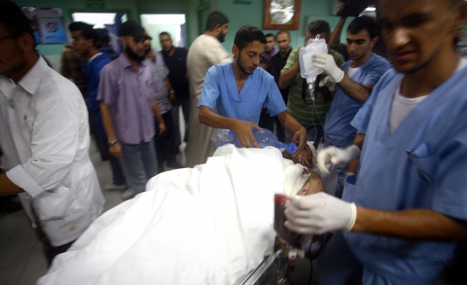 Gaza healthcare services on brink of collapse -WHO