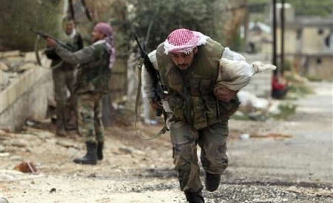 30 opposition fighters killed in Syria, activists claim
