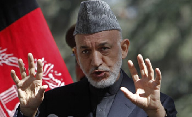 Frontrunners enter race in Afghan elections