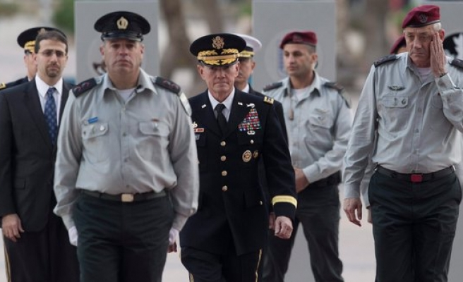Sufficient troops to remain in Afghanistan -Dempsey