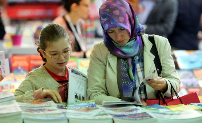 International Istanbul Book Fair opens on November 12
