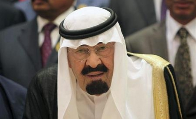 Saudi king invites countries to attend donor conference for Egypt