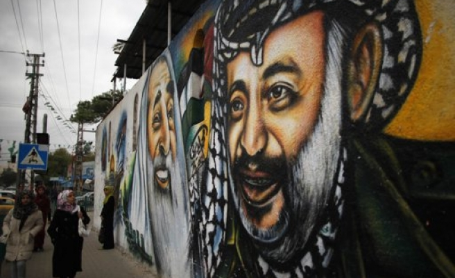 Arafat remembered as symbol of Palestinian unity