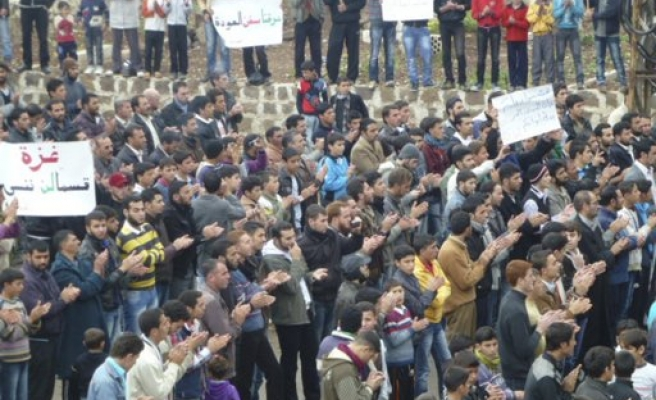 New system in Syria must embrace all groups