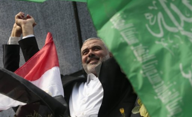 Hamas rejects Egypt report about training militants
