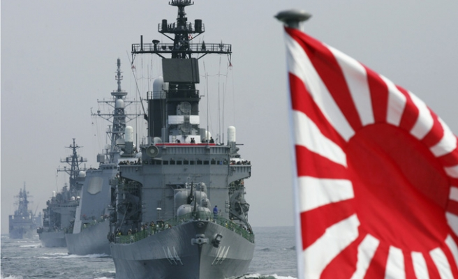 Japanese military expansion set to anger China