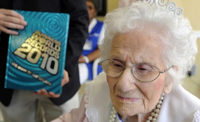 Global life spans continue to lengthen, WHO says