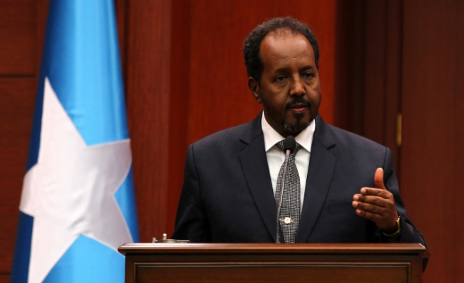 Conference on Somalia opens in Brussels
