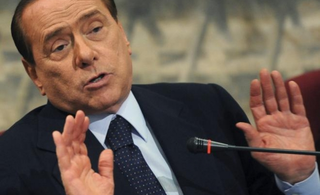 Berlusconi revives tax amnesty proposal