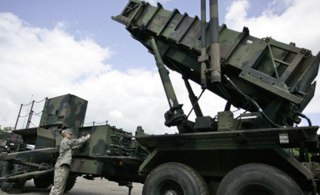 US extends Patriot Missiles in Turkey