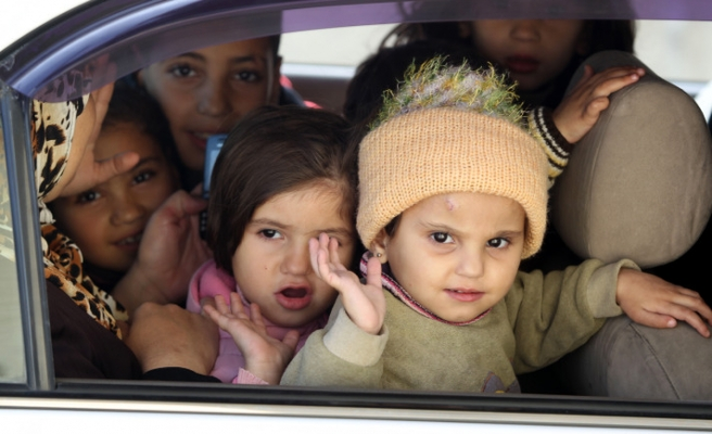Palestinian refugees in Greek Cyprus form new agreement