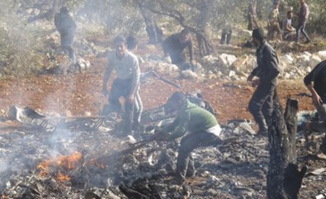 Looting fighters to be punished, says Syrian rebels