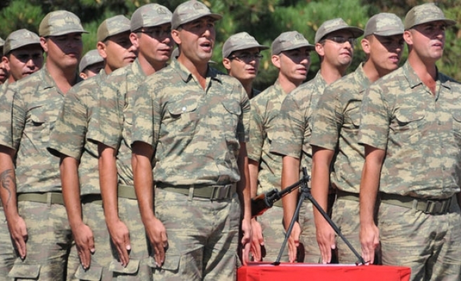 Turkey may cut compulsory military service