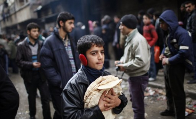 UBAF bank unlocking frozen Syrian funds for food