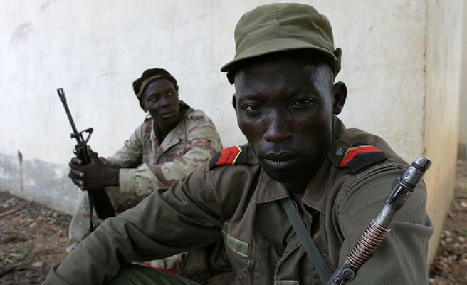 Three killed in clashes in CAR's capital