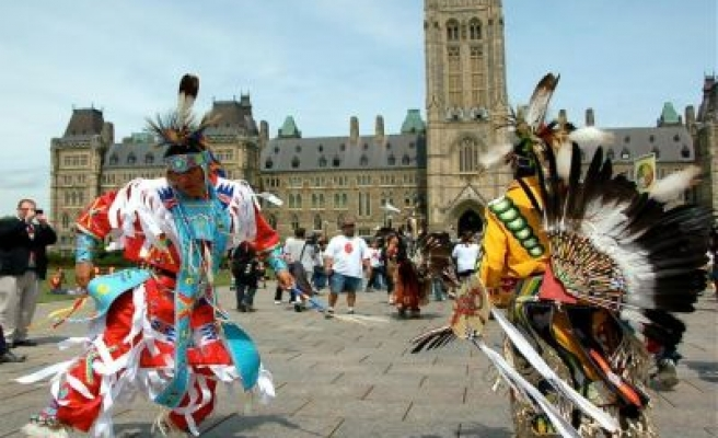 Canadian aboriginals see no compromise on oil sands pipeline