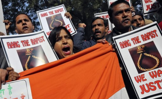 Indian police gang-raped woman for not paying bribe