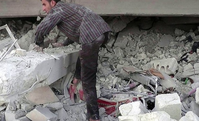Syria says does not trust chemical weapons claims