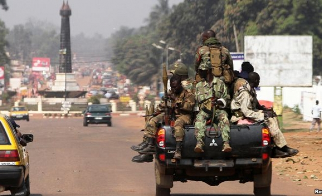Attack in Central African Republic: 25 killed