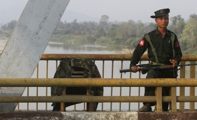 7 soldiers killed in ambush, Myanmar military says