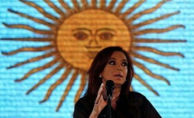 Argentina's president to take month off for health