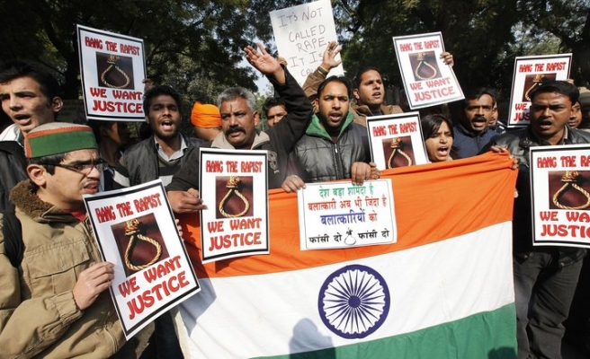 Gang rape murderers given death penalty in India